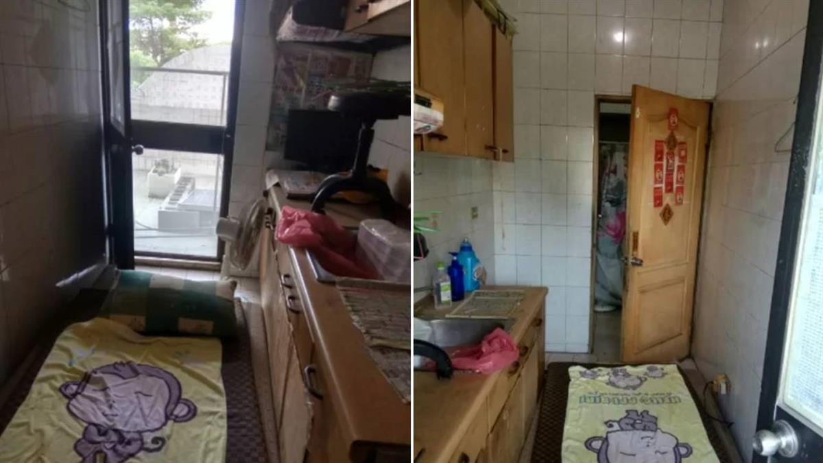 廚房當雅房 有陽台可養寵月租2500元 房東:我沒違法