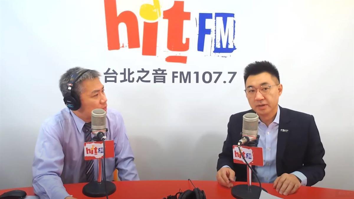 中天換照遭NCC駁回 江啟臣:蔡總統該向外界釋疑