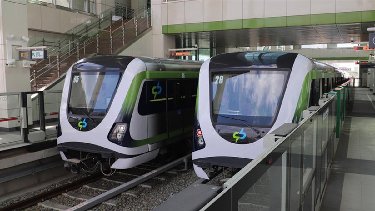 台中捷運「重大故障」全面安檢 最快30日後恢復試營運