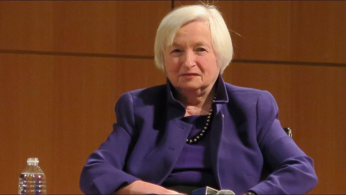葉倫再寫歷史? 有望成美國首位女性財政部長