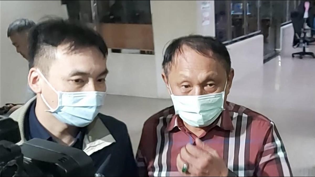 涉炒康友股價 藍委吳怡玎父吳光訓300萬交保