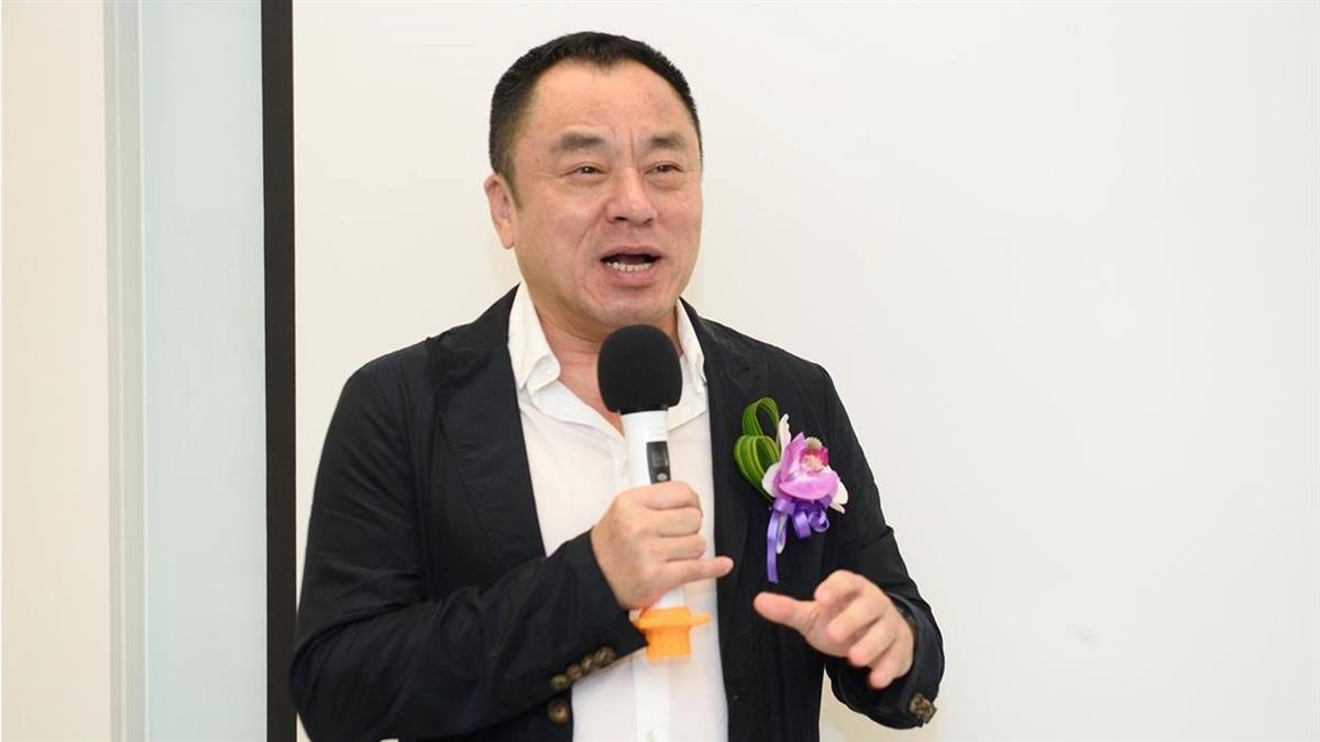 龍巖創辦人李世聰涉挪用2100萬公款 檢調8路大搜索