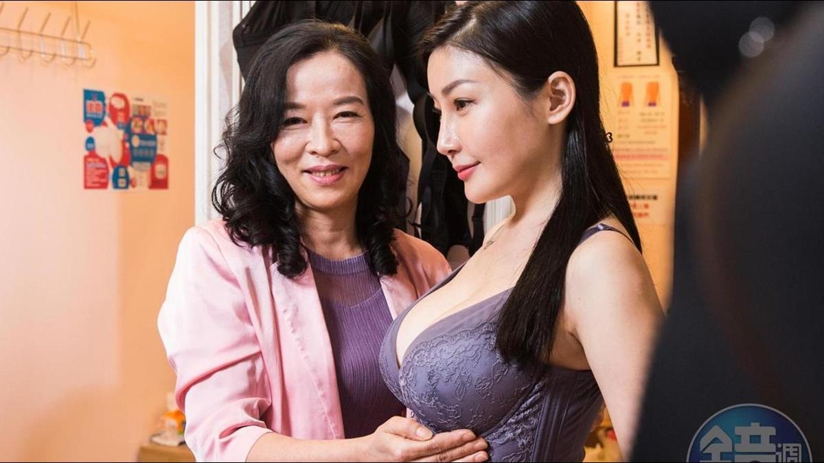 瑤瑤、舒舒「一試成主顧」 她靠內衣還完千萬元負債
