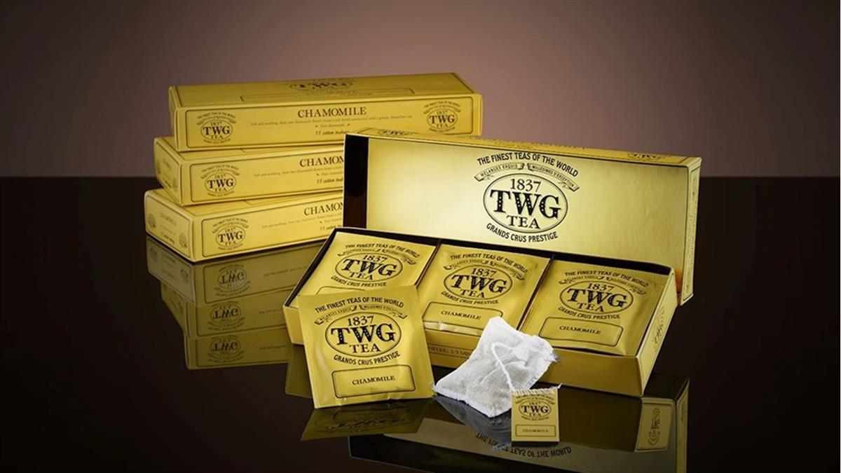 貴婦茶TWG驗出農藥超標 287公斤遭退運銷毀